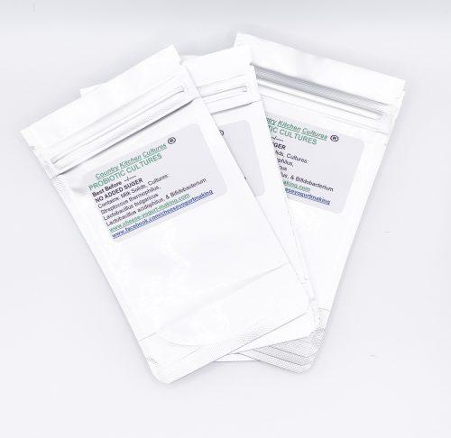 probiotic yogurt sachets