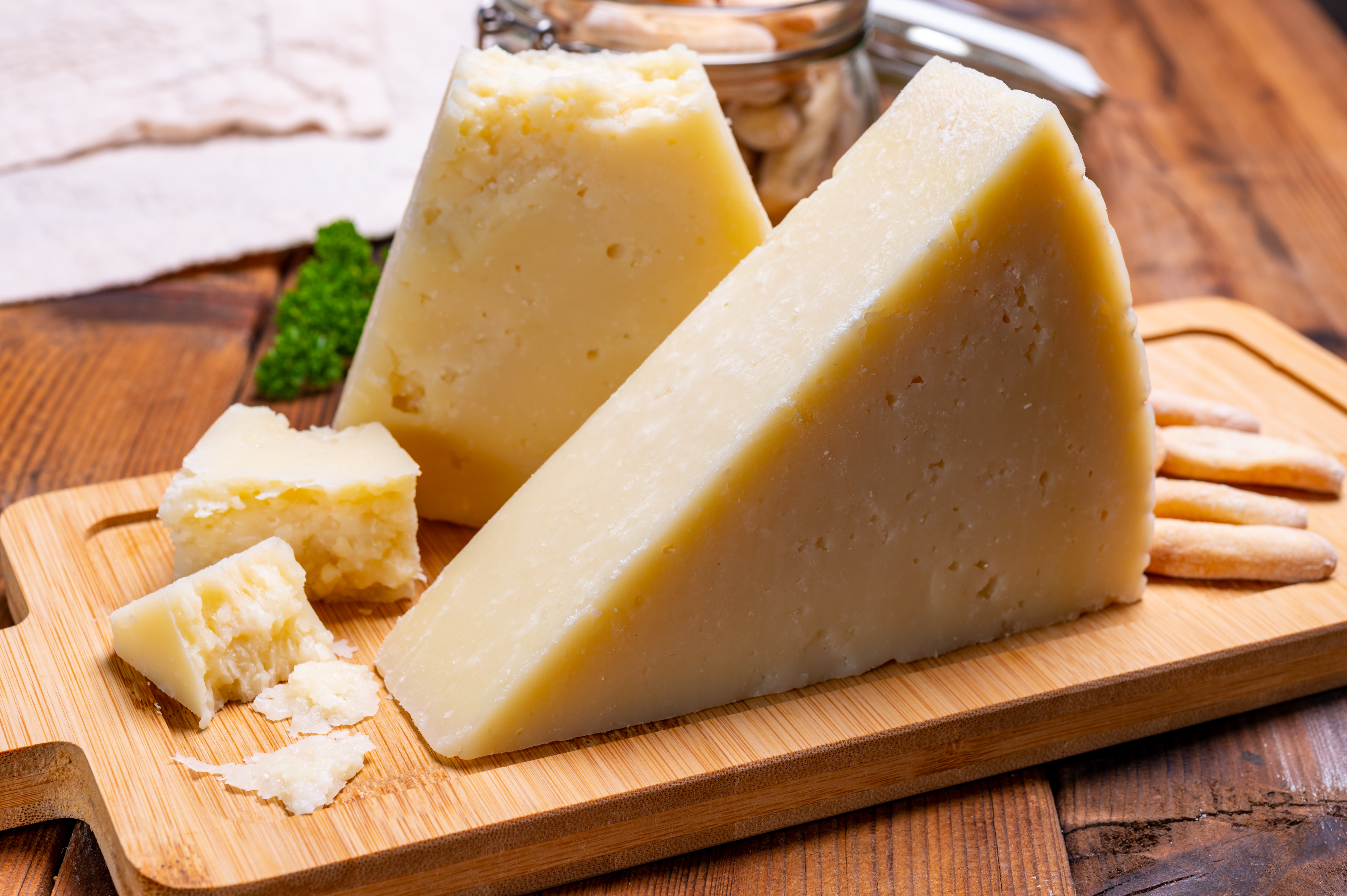 example of hard cheese
