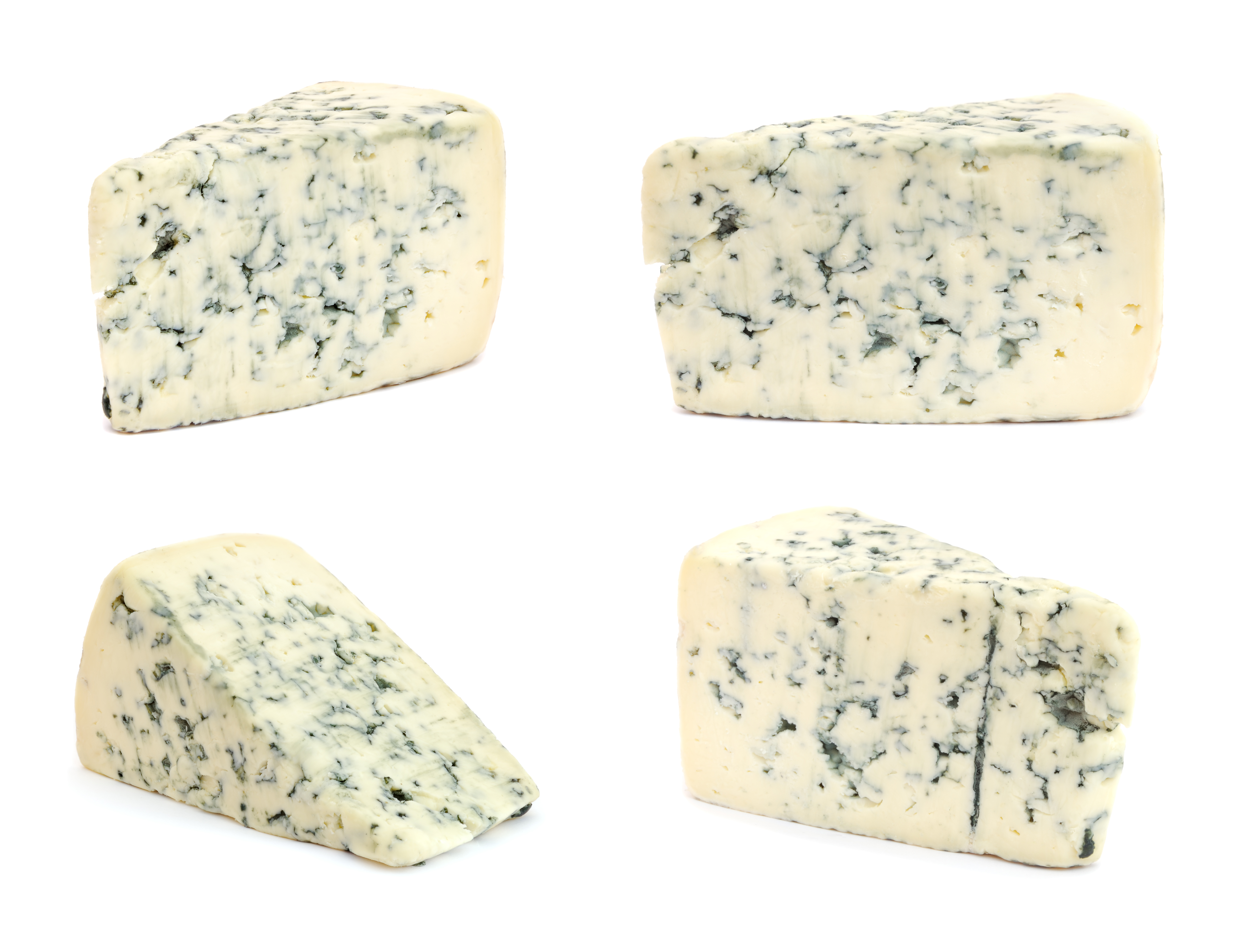 examples of blue mould in cheese